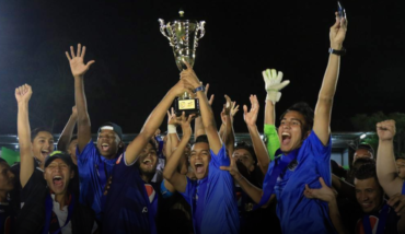 Motagua se coronó campeón del Torneo de Reservas al vencer al Olimpia
