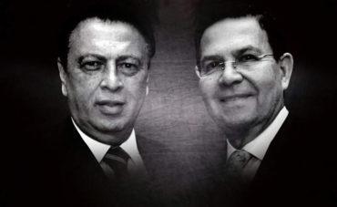 Fuera del fútbol de por vida por corruptos, Rafael Callejas y Alfredo Hawit