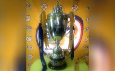 Se presentó la Copa para el nuevo campeón del Torneo Apertura 2016