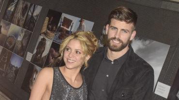 Piqué y Shakira llegaron a Colombia para recibir el Año Nuevo