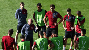 Sevilla prepara el primer asalto copero contra Real Madrid