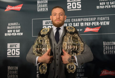 Conor McGregor despojado de título pluma, José Aldo nuevo Campeón