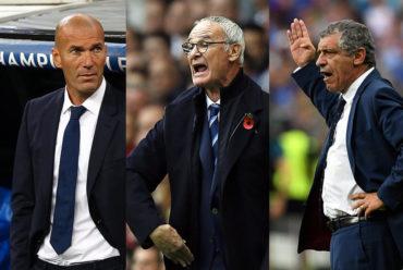 FIFA dio a conocer los nominados a Entrenador del Año
