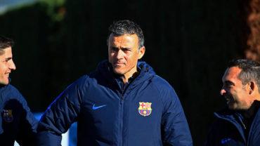 El Barcelona volverá mañana a los entrenamientos