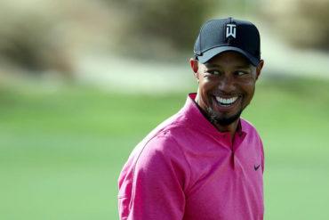 Tiger Woods jugará tras 15 meses de inactividad