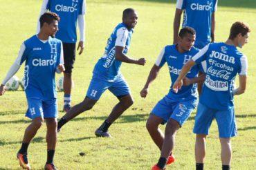 Boniek Garcia no estará en la Copa UNCAF