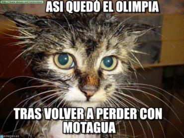 Aficionados no perdonaron al Olimpia con los famosos Memes