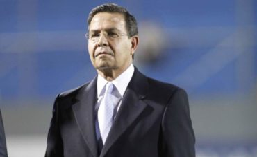 Sentencia de Rafael Callejas será en Enero por escándalo de corrupción