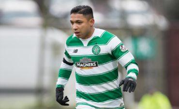 Emilio Izaguirre sigue como titular en el Celtic de Escocia