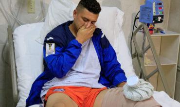 Confirmado: Harold Fonseca fuera por seis meses por rotura de ligamento cruzado
