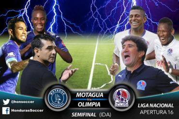 Semifinal (IDA): Motagua-Olimpia, ninguno puede regalar nada