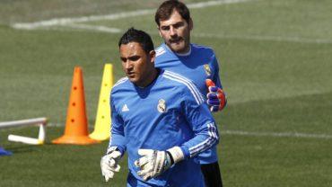 """Casillas: """"Keylor se ha ganado el crédito suficiente para que se le respete"""""""