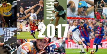 Para todos los gustos: La Agenda Deportiva que nos tiene este año 2017