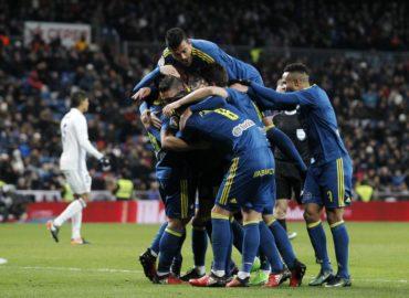 El Celta sorprende al Real Madrid en la ida de los cuartos de final de la Copa del Rey