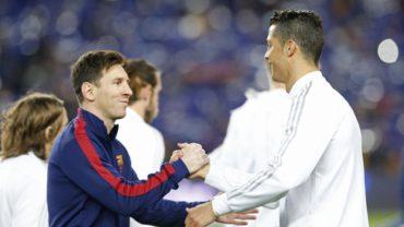 """Cristiano Ronaldo: """"La guerra entre Messi y yo no existe"""""""