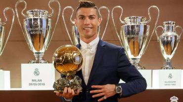 Un 2016 redondo para Cristiano Ronaldo