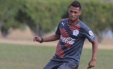 "Alex López: ""Voy a pedir permiso de poder entrenar con Olimpia"""