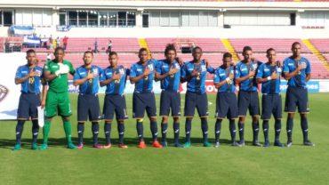 """La """"H"""" único equipo capaz de ganar en la primera fecha de la Copa Centroamericana"""