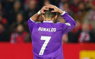 Sevilla remonta y acaba con récord del Real Madrid