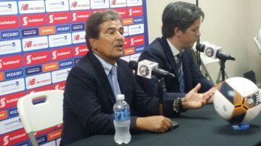 """Jorge Luis Pinto: """"Mi sueño es ganar el título para Honduras"""""""