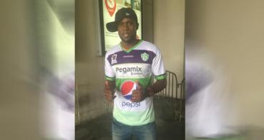 Delantero colombiano, Justin Arboleda Buenaños llega al Marathón como nuevo refuerzo