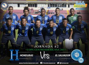 """La """"H"""" quiere su segundo triunfo en la Copa Centroamericana ante El Salvador"""