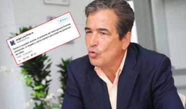 """Pinto ha pedido disculpas por el penoso incidente con el """"Bolillo"""" Gómez"""
