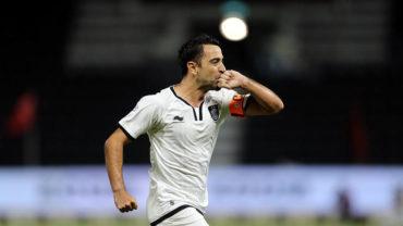 Xavi renovó hasta el 2018 con el Al Sadd de Qatar