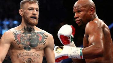 Mayweather quiere $100 millones por pelea con McGregor