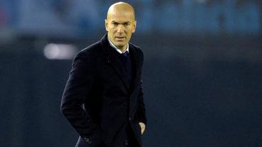 Aún decepcionado, Zidane destacó el 'gran' partido del Madrid