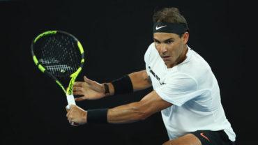 Rafael Nadal enfrentará a promesa juvenil en Australia