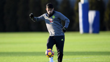 Diego Costa vuelve a la convocatoria con Chelsea
