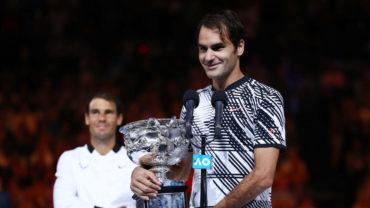Federer venció a Nadal y amplió su leyenda a 18 Grand Slams