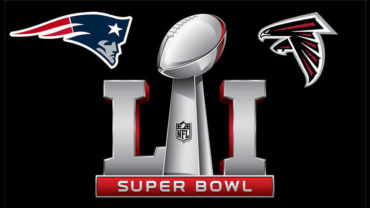 Patriots y Falcons jugarán el Super Bowl LI