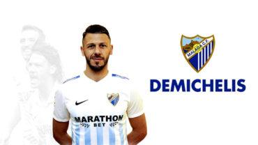 Demichelis vuelve al Málaga hasta el final de temporada