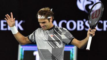 Federer avanzó a la final en Australia