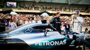Una fortuna anunciarse en autos de F1