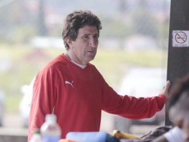 """Héctor Vargas: """"Estoy contento como iniciamos el torneo, pero hay que mejorar"""""""