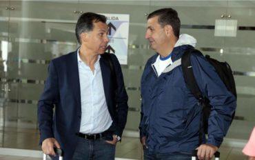 Jorge Salomón y José Ernesto Mejía se reunirán con dirigentes de la Concacaf y Conmebol