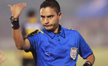 """Por """"Planchero"""" suspenden por tres partidos al árbitro, Saíd Martínez"""