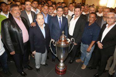 Dieron por inaugurado la III Edición de la Copa Presidente