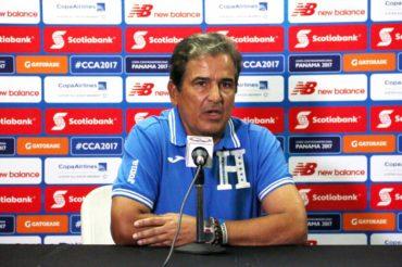 """Jorge Luis Pinto: """"Conozco el 80% de los jugadores de Costa Rica y no será un partido fácil"""""""