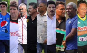Torneo Clausura 2016 será dirigido por tres entrenadores extranjeros y siete hondureños