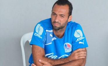 Despues de recuperarse de una Trombosis, Fabio de Souza volvió a jugar
