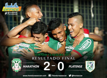 Marathón consigue su segunda victoria consecutiva al vencer al Platense