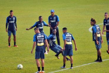 """La meta en la """"H"""" es ser campeones de la Copa Centroamericana"""