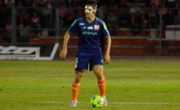 Johnny Leverón, regresó a la titularidad del club Correcaminos