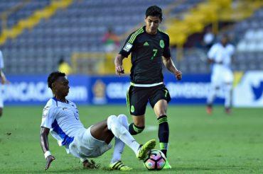 """La """"H"""" Sub-20 avanza segunda en el Premundial al caer ante México"""