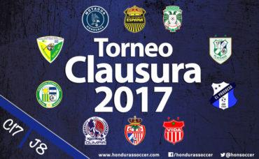 ¡Vamos a vivir nuestra Liga…!, Lista la Jornada #8 del Torneo Clausura