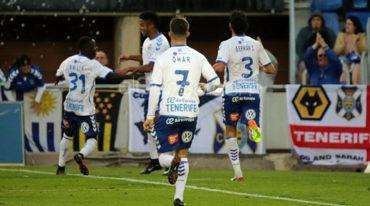 Anthony Lozano y Tenerife conquistaron un categórico triunfo